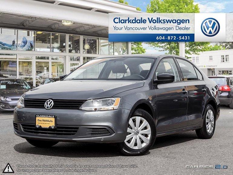 2014 Volkswagen Jetta Sedan Trendline