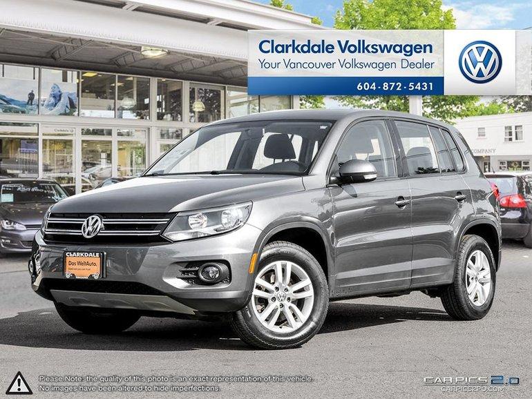 2015 Volkswagen Tiguan Trendline