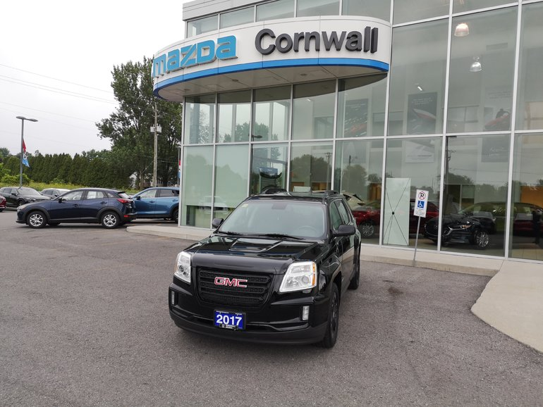 2017 GMC Terrain AWD SLT