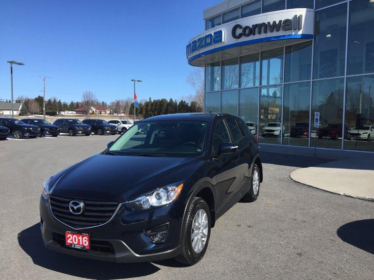 2016 Mazda CX-5 GS FWD