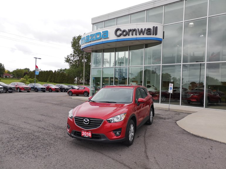 2016 Mazda CX-5 GS AWD at (2)