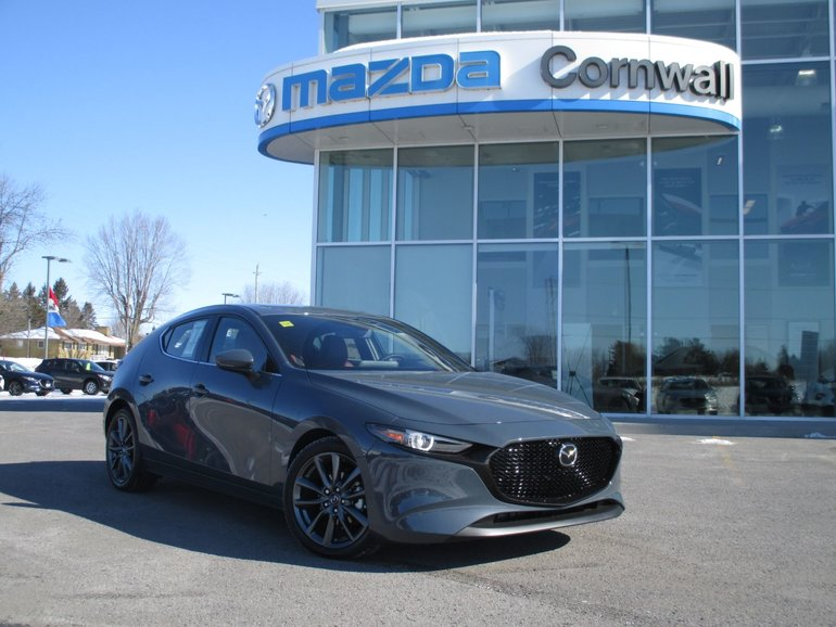 Mazda3 Sport GT at (2) 2019