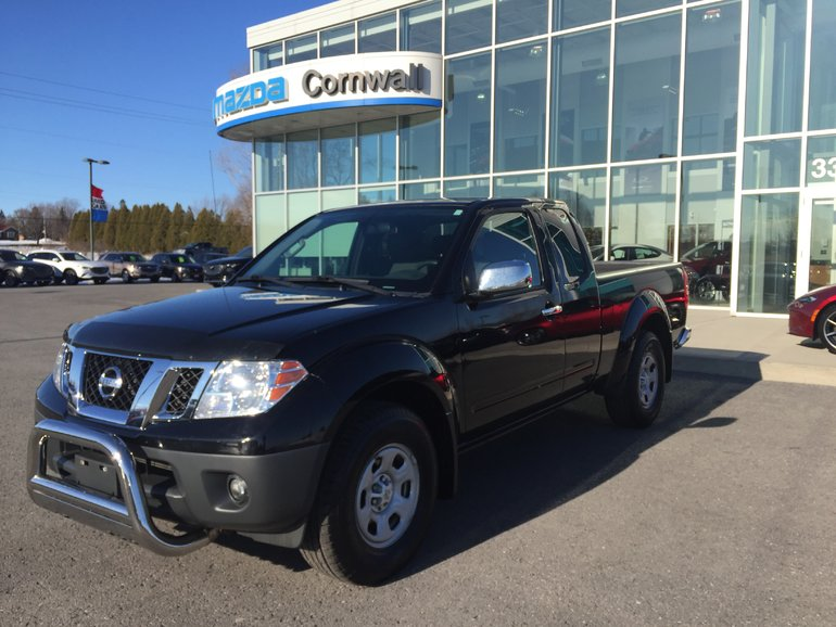 Nissan Frontier King Cab S 4X2 5sp 2013