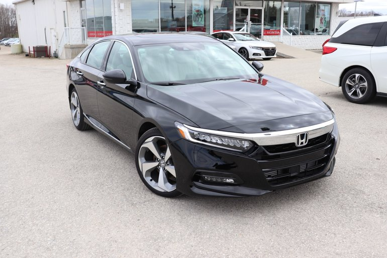 2018 Honda Accord Sedan Touring 2.0- FULLY EQUIPPED, GREAT VALUE