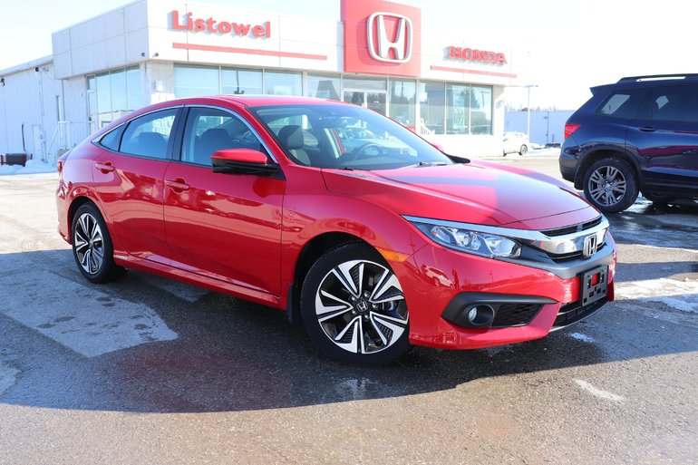 2018 Honda Civic EX-T- JUST LIKE NEW, MANAGERS DEMO