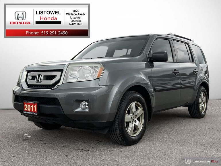 2011 Honda Pilot LX- AWD, GREAT CONDITION, FINANCING AVAILABLE