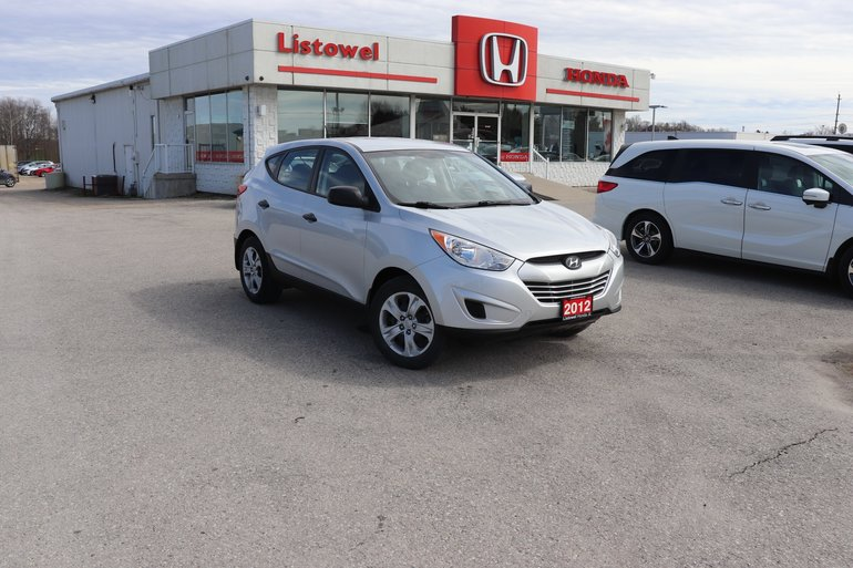2012 Hyundai Tucson GL-ONE OWNER-CERTIFIED