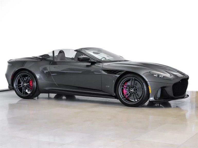 New 2020 Aston Martin Dbs Superleggera Volante For Sale 471329 0 Aston Martin Montréal