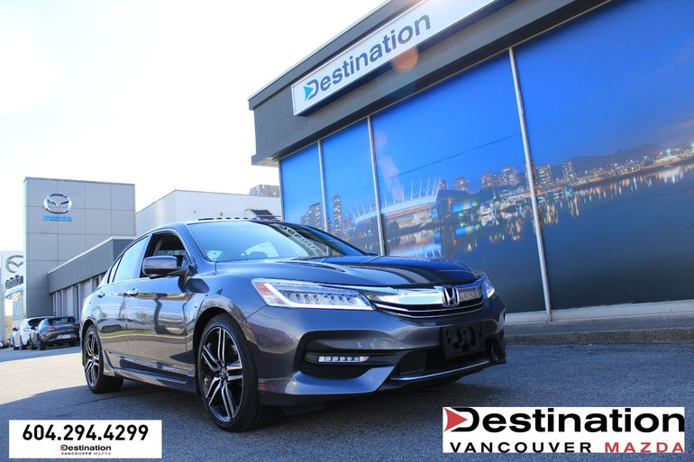 2017 Honda Accord Sedan - Price REDUCED! - Touring Edition!!!