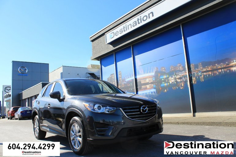 2016 Mazda CX-5 GX - With navigation!