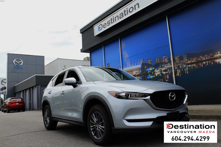 2017 Mazda CX-5 GX - Low Mileage Like new! local, Non Smoker!