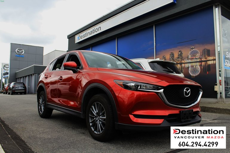 2017 Mazda CX-5 GX - Local, Non Smoker, Great Condition!