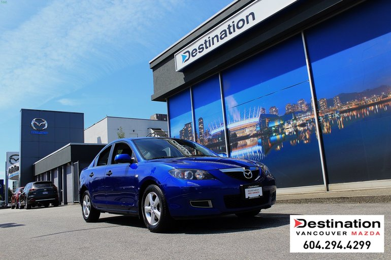 2008  Mazda3 GX - Great Deal! - ONE OWNER!