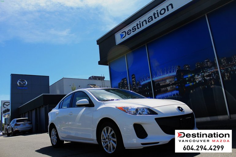 2013  Mazda3 GX - Great Condition for the year!, Non-Smoker!