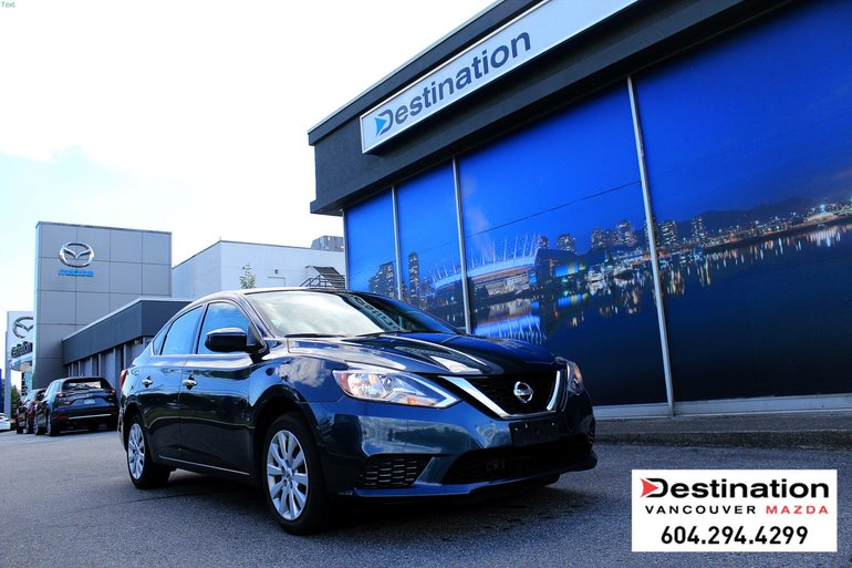 2017 Nissan Sentra SV - GREAT PRICE! Spacious sedan for your needs!