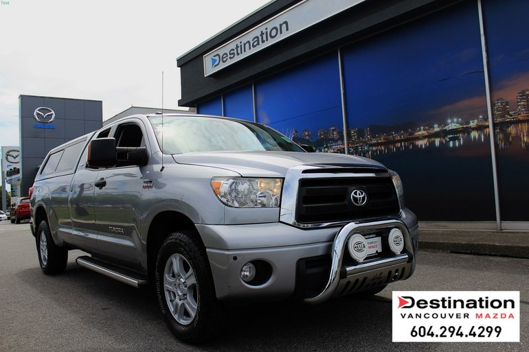 2010 Toyota Tundra SR5  The Truck for your hauling needs + New Tires!
