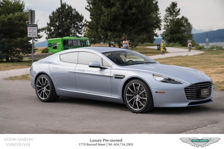 2017 Aston Martin Rapide Shadow Edition