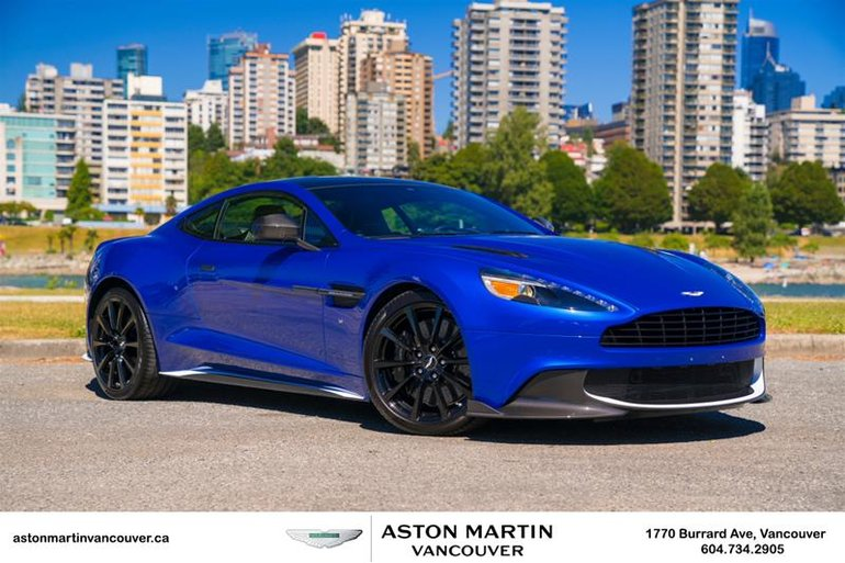 New Aston Martin Vanquish S Coupe Land Rover - 2018 aston martin vanquish coupe