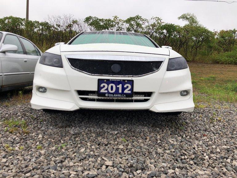 2012 Honda Accord EX-L V6 w/Navi (M6)