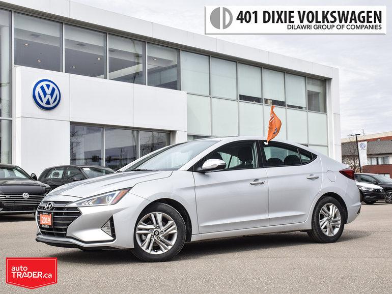 Used 2019 Hyundai Elantra Preferred At 2 0l Like New No Accidents