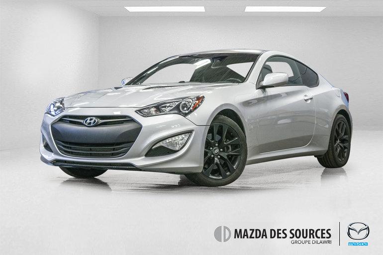 Hyundai Genesis Coupe 2.0T 2014