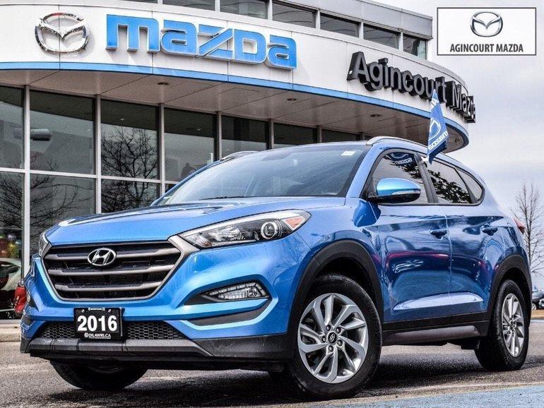 2016 Hyundai Tucson Premium 2.0 AWD   New Tires   Htd Sts   Rear Cam