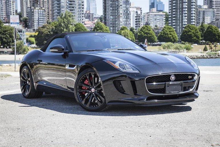 2015 Jaguar F-Type Convertible S