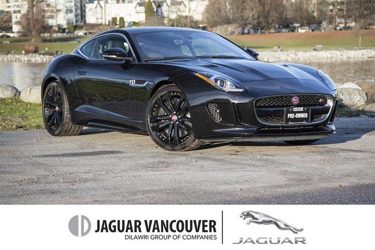2016 Jaguar F-Type Coupe S AWD