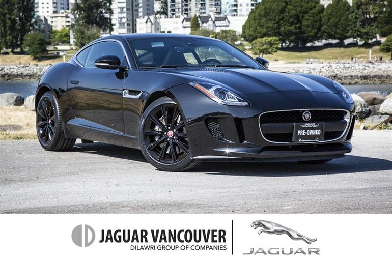 2016 Jaguar F-Type Coupe at