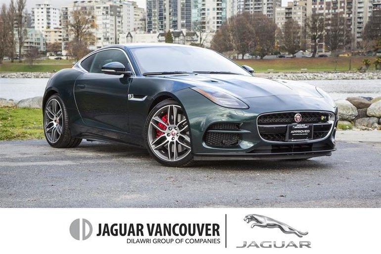 2018 Jaguar F-Type Coupe R AWD