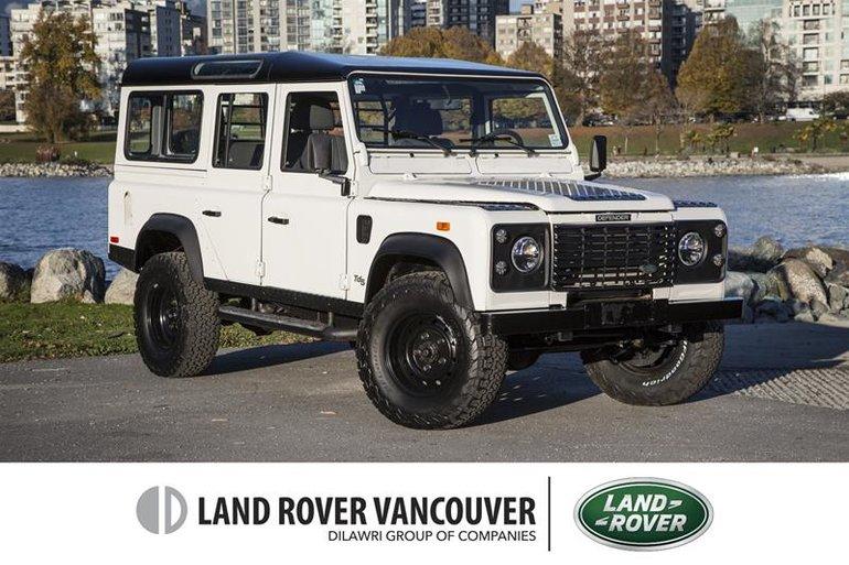 2002 Land Rover Defender 110