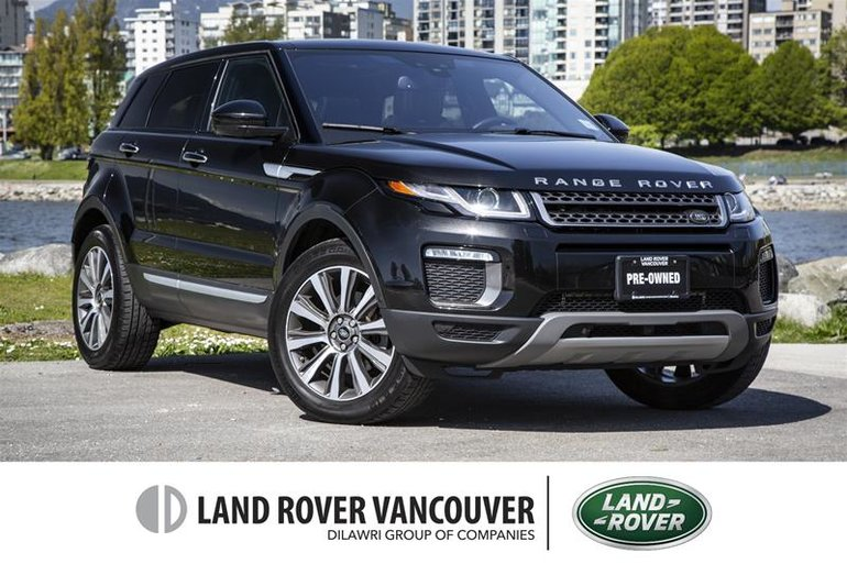 2017 Land Rover Range Rover Evoque HSE