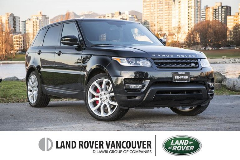 2015 Land Rover Range Rover Sport V8 Supercharged Dynamic