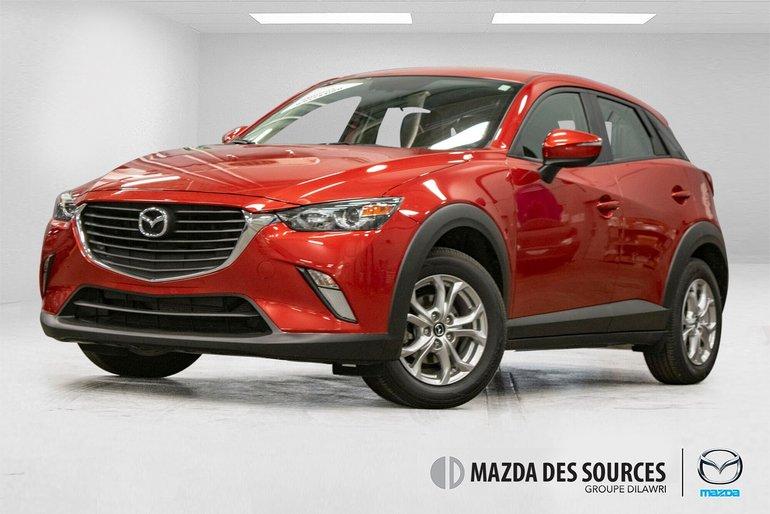 Mazda CX-3 GS FWD Sieges chauffants rear camera AC 2017
