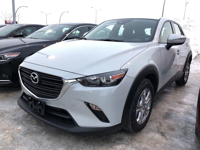 2019 Mazda CX-3 GS Apple CP / Android *** Rabais jusqu'a $1, 000