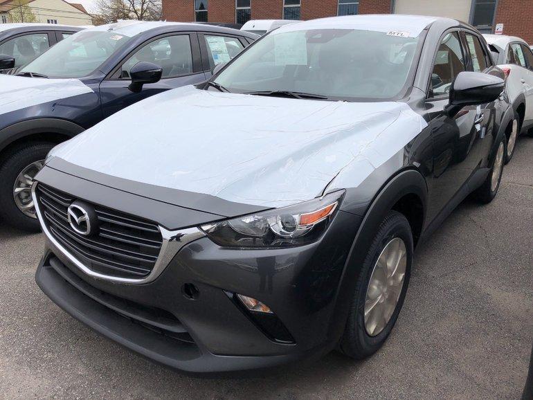 2019 Mazda CX-3 GS * Android / Apple CP * Rabais jusqu'a $1, 000 *