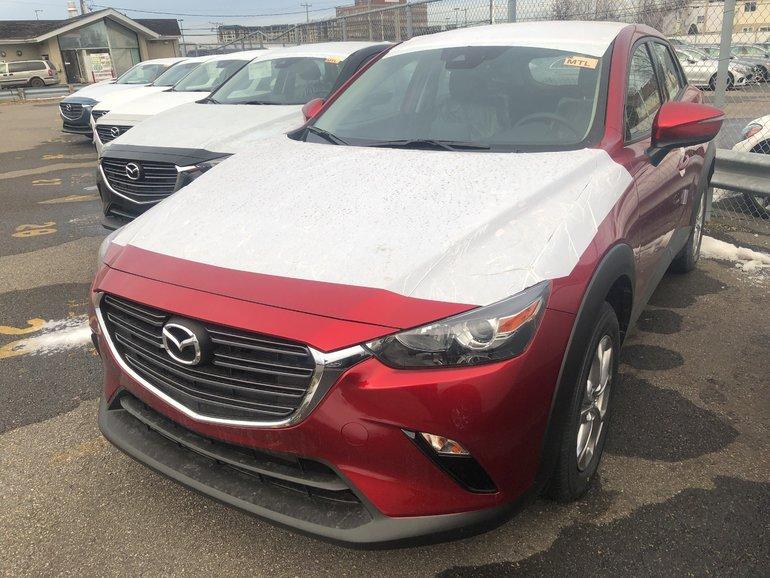 2019 Mazda CX-3 GS * Apple CP / Android ** Rabais jusqu'a $1, 000