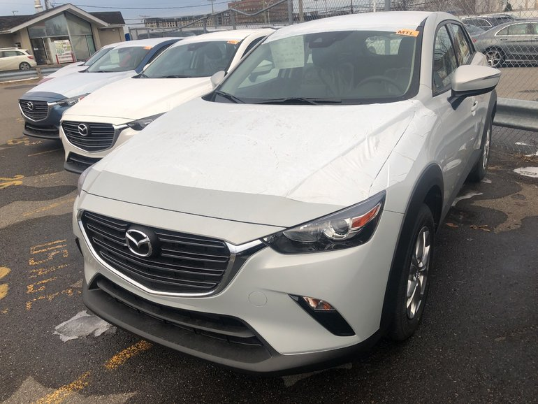 2019 Mazda CX-3 GS Apple CP Android Rab/Disc up to $1000