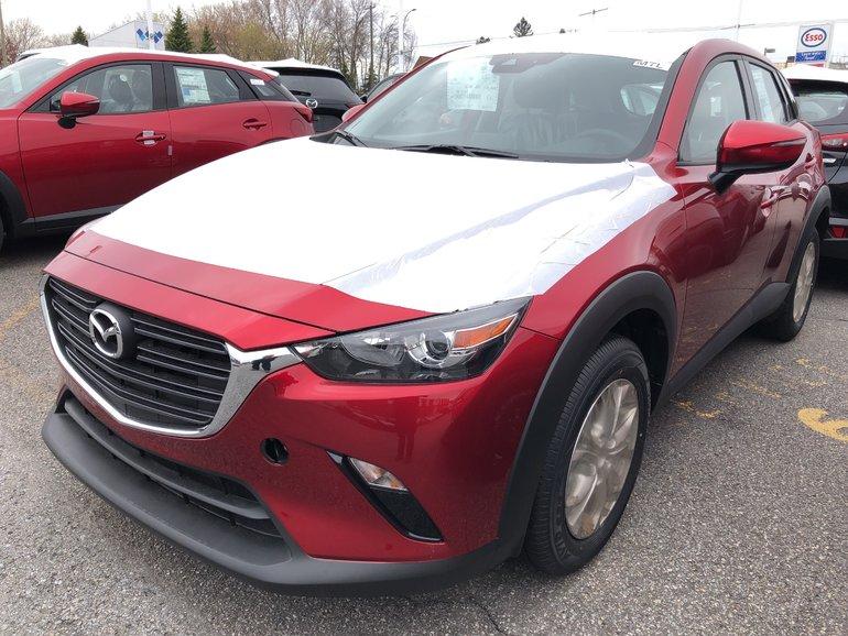 Mazda CX-3 GS Rab/Disc Jusqu'a $1, 000 TI/AWD 2019