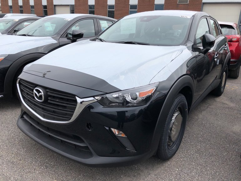 Mazda CX-3 GX Rabais/Discount Jusqu'a/Up to $1, 000 2019