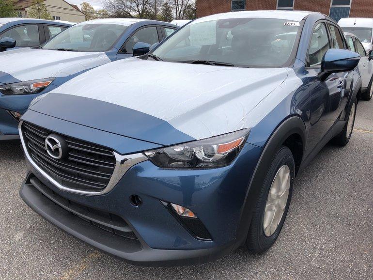 Mazda CX-3 GS Venez L'Essayer / Come Try It Fun Fun Fun 2019
