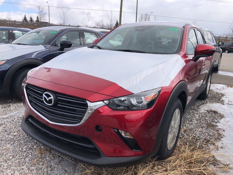 2019 Mazda CX-3 GS FWD at (2)