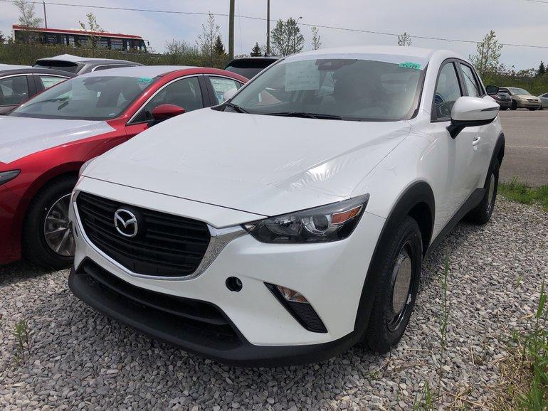 Mazda CX-3 GX FWD at (2) 2019