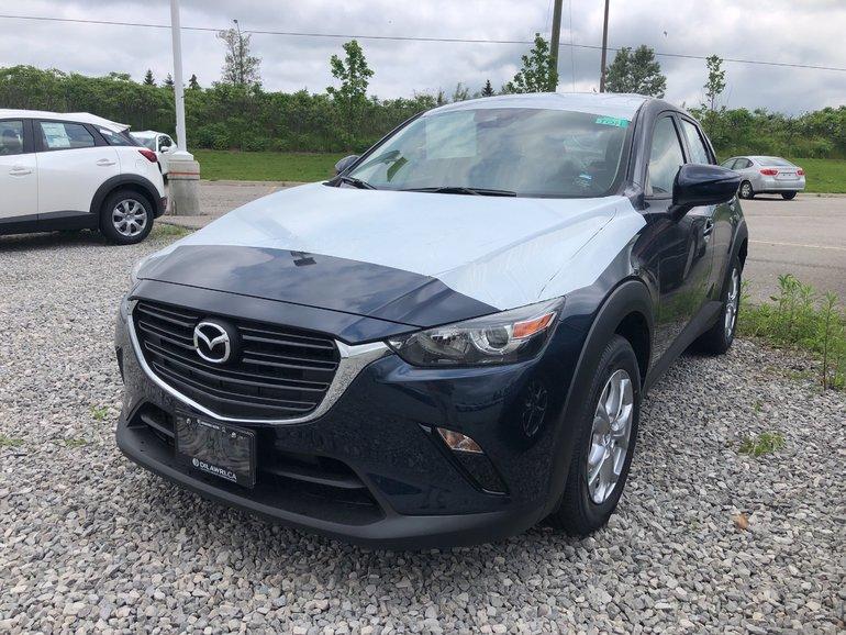 Mazda CX-3 GS AWD at (2) 2019