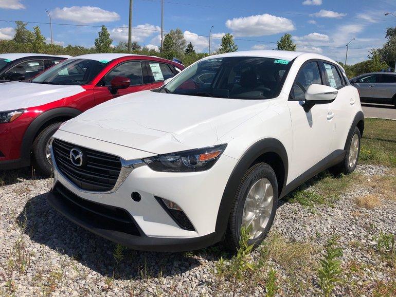 Mazda CX-3 GS AWD at 2019