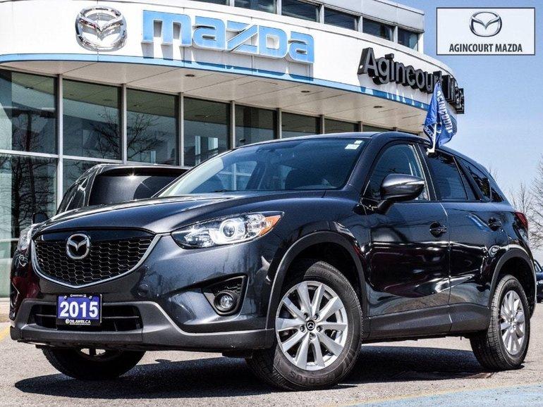 Mazda CX-5 GS   Sunroof   Navigation   Heated Seats 2015
