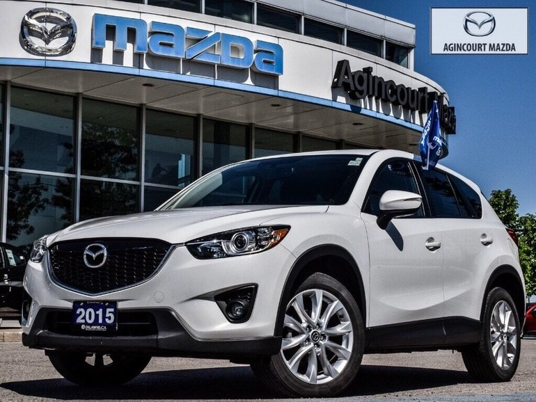 2015 Mazda CX-5 GT   New Tires   Sunroof   Heated Seats   Leather