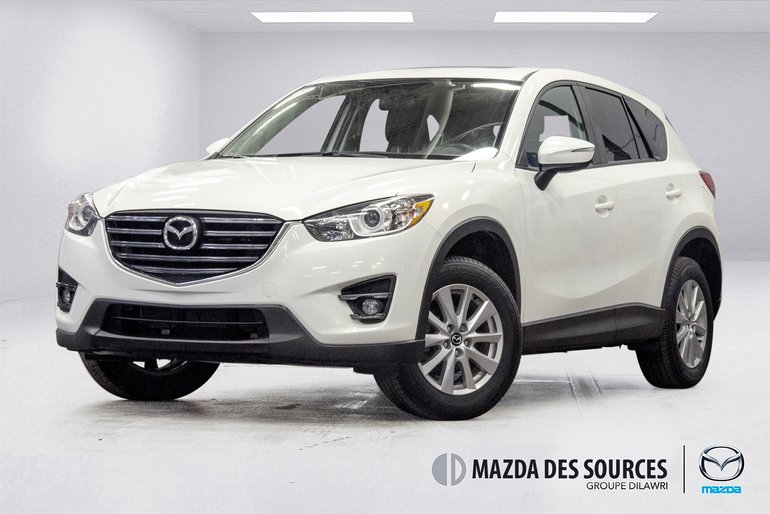 Mazda CX-5 GS AWD LUXE Cuir Toit Ouvrant Sieges Chauffants 2016