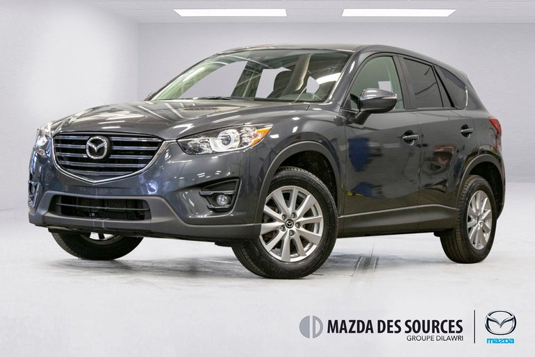 2016 Mazda CX-5 GS AWD SIEGES CHAUFFANT TOIT OUVRANT