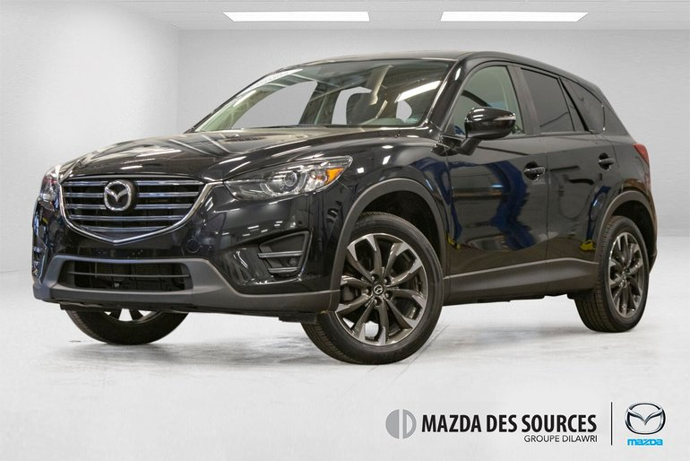 2016 Mazda CX-5 GT AWD Cuir Toit Ouvrant Sieges Chauffants